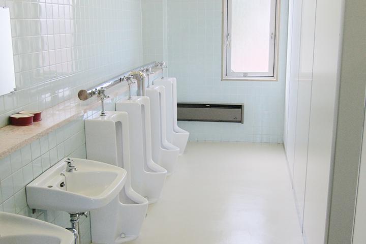 男子のトイレ事情